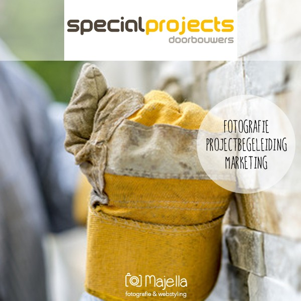 Special Projects doorbouwers